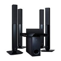 LG LHD655T DVD Home Theater System -  5.1 CH