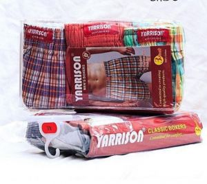 Yarrision 3 pack boxers