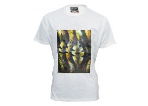 Classic Afrikings hand made painted T-shirt