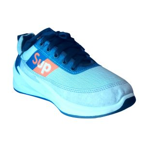 Sup Quality  Low-Top Sneakers-Grey/Blue/White