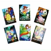6 in 1 English Story Book