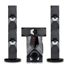 Mooved S7926 Bluetooth Home Theatre System - 3.1 Channel