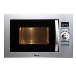 Midea AM925BVE Built-In Microwave Oven - 25 Litres
