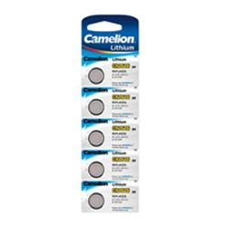 Camelion  CR1616-BP5 Button Cell Lithium Battery 5 Pack