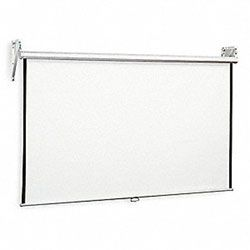 Click Electric Projection Screen - 300 X 300