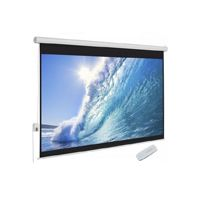 Click Electric Projection Screen 240 X 240 CM