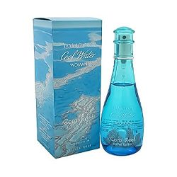 Cool Water Woman Coral Reef,Davidoff,Edt - 100ml