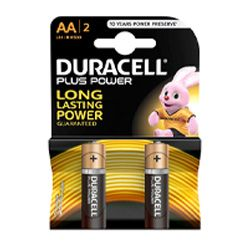 Duracell Plus Power 2AA