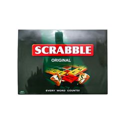 Mattel Scrabble Original-10+ Years old - 2 to 4 Players