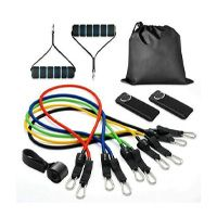 Muscly Resistance Bands Set - 11pc