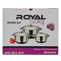 Royal Song Middle Set
